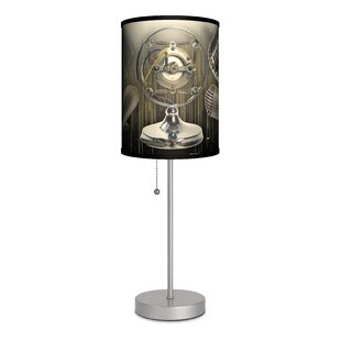 Music Microphone 20 Table Lamp