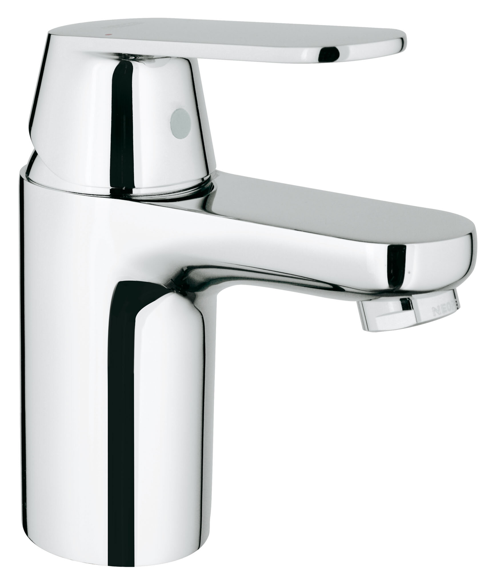 Grohe Eurosmart Single Hole Bathroom Faucet & Reviews   Wayfair