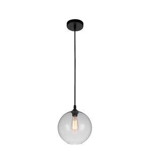 Glass 1 Light Globe Pendant Idea