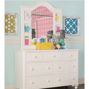 Otto 7 Drawer Dresser With Mirror