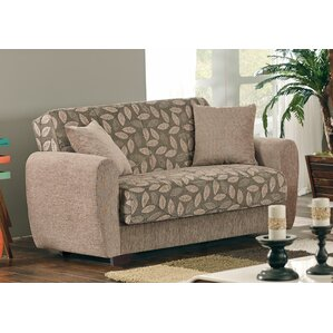 Chestnut Standard Loveseat by Beyan Signature