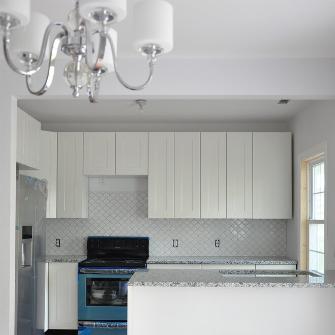 Kitchen Stores: How To Install Kitchen Backsplash Tile