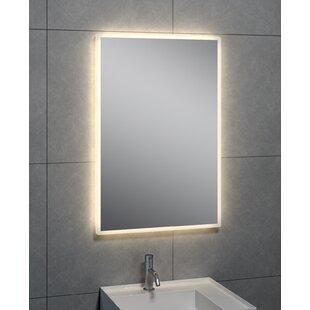 Hasting Led Round Corner Wall Mirror