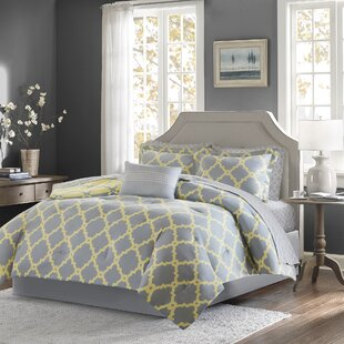 Mustard Yellow Comforter | Wayfair