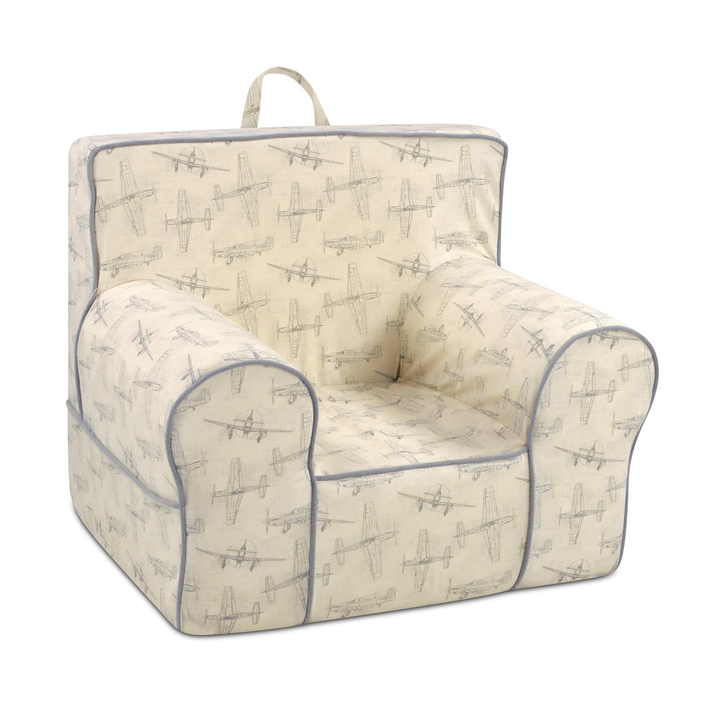 Merveilleux Harriet Bee Emmet Kids Foam Chair   Wayfair