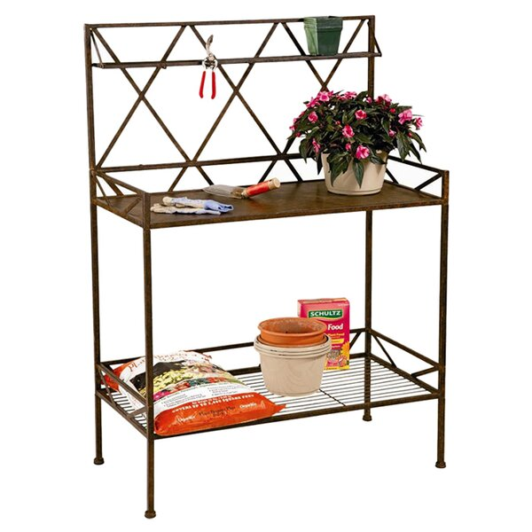 Potting Benches U0026 Tables Youu0027ll Love | Wayfair