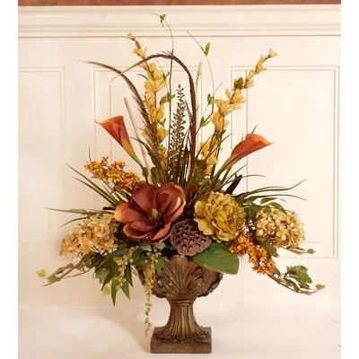 large flower arrangements you 39 ll love wayfair. Black Bedroom Furniture Sets. Home Design Ideas