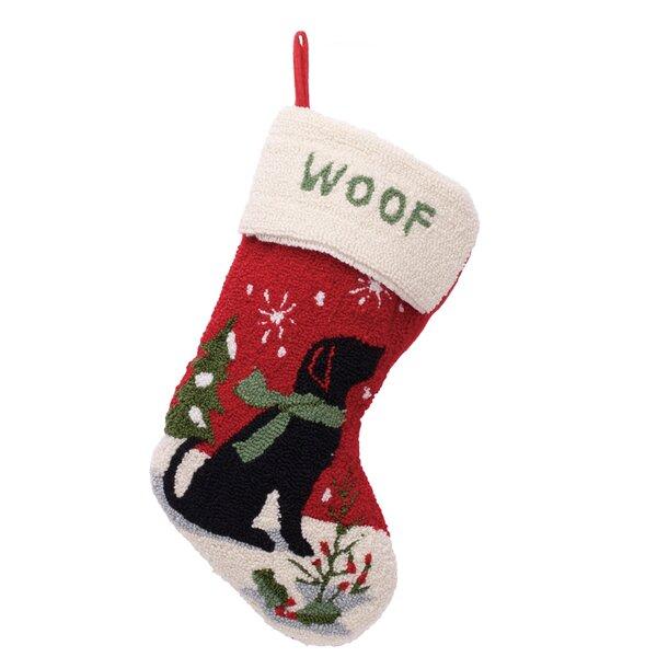 Dog Christmas Stocking.Dog Stocking