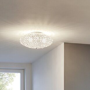 Ceiling flush lights wayfair save eglo clemente 2 light flush ceiling light aloadofball Choice Image