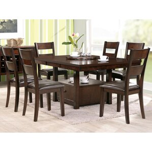 Gibson Extendable Dining Table (Set of 4)..