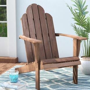 Knowlson Solid Wood Adirondack Chair
