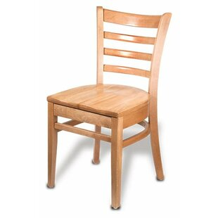 Carole Side Chair with Cushion  sc 1 st  Wayfair & Rustic Kitchen u0026 Dining Chairs Youu0027ll Love | Wayfair