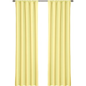 yellow u0026 gold curtains u0026 drapes youll love wayfair