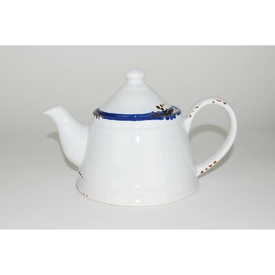 100 Essentials Enamel Teapot