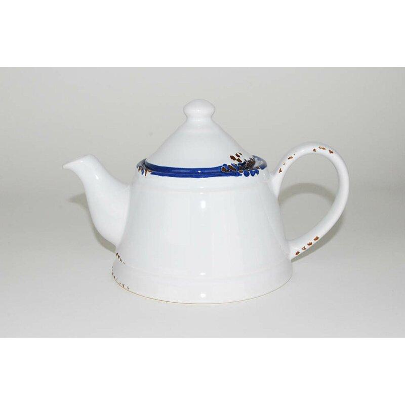 100 Essentials Enamel Teapot