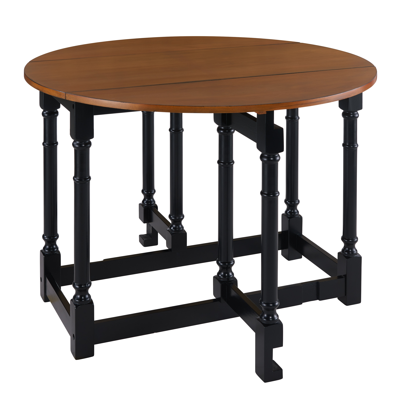 charlton home luxora drop leaf dining table wayfair