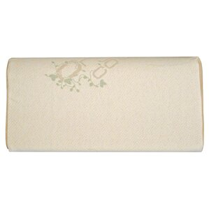 100% Cotton Memory Foam Pillow by Alwyn Home