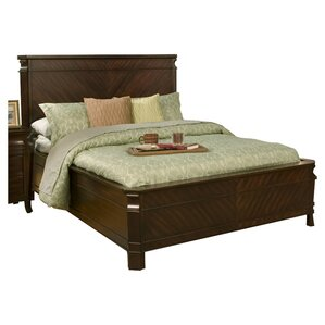 Windsor Panel Bed by Alpin..