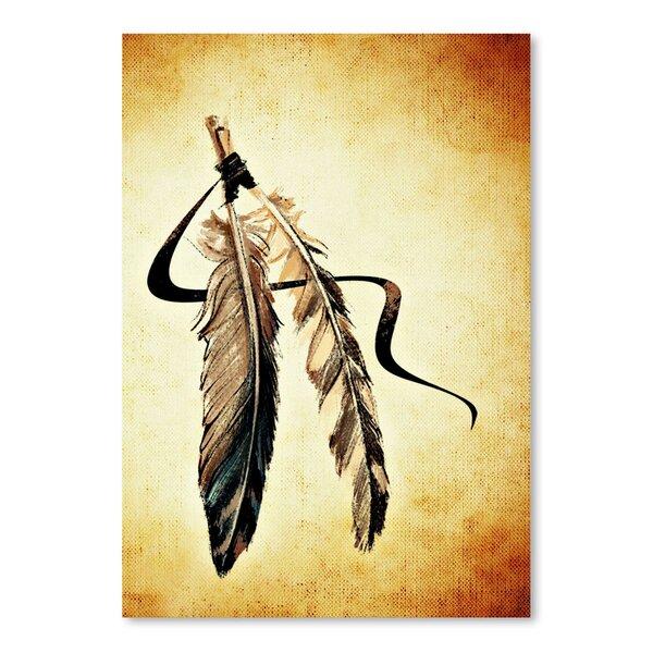 Large Feather Wall Art | Wayfair