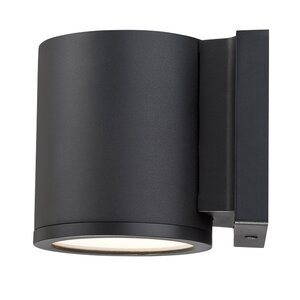 Tube Outdoor Sconce