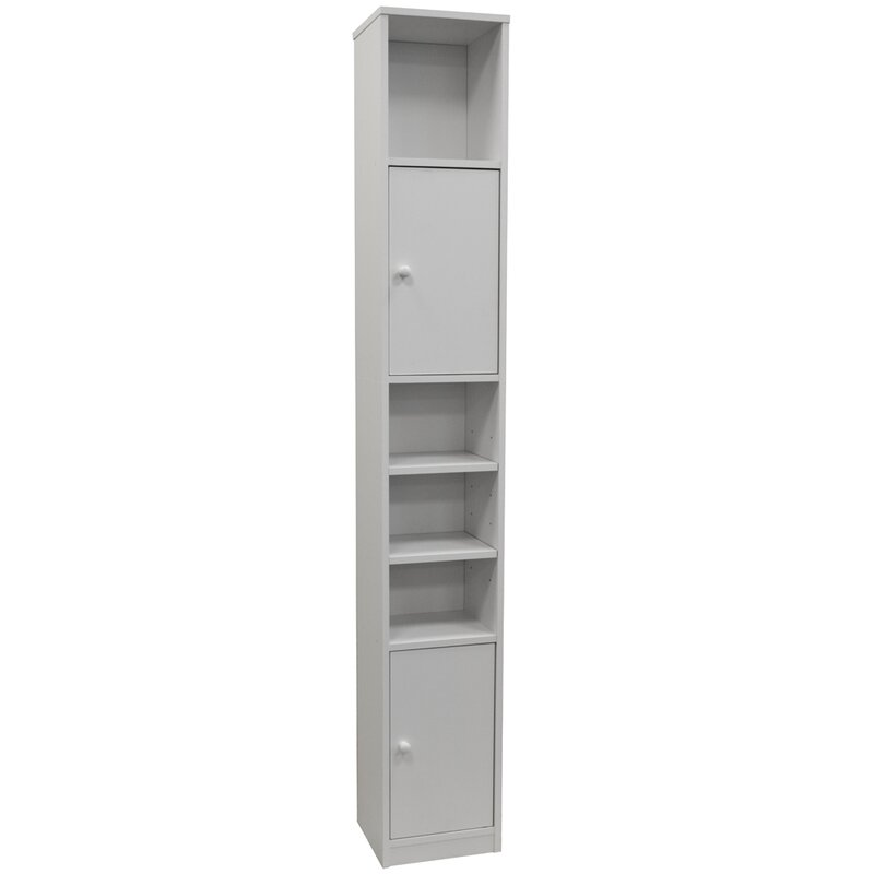 House Additions 28 X 183cm Free Standing Tall Bathroom