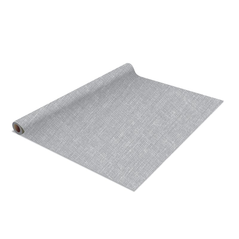 Linen Self Adhesive Shelf Liner