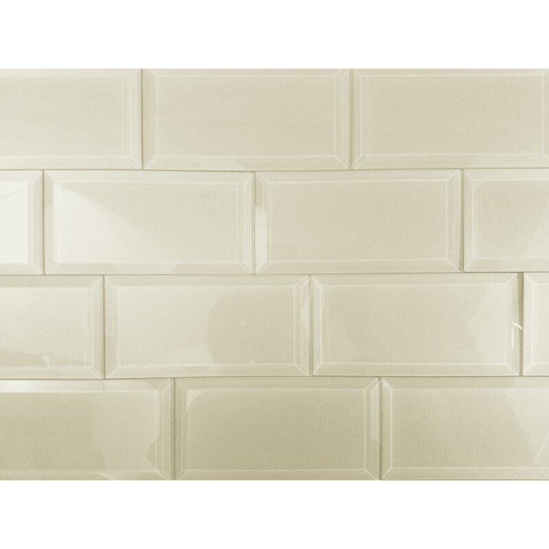 Frosted Elegance 3 X 6 Gl L Stick Subway Tile