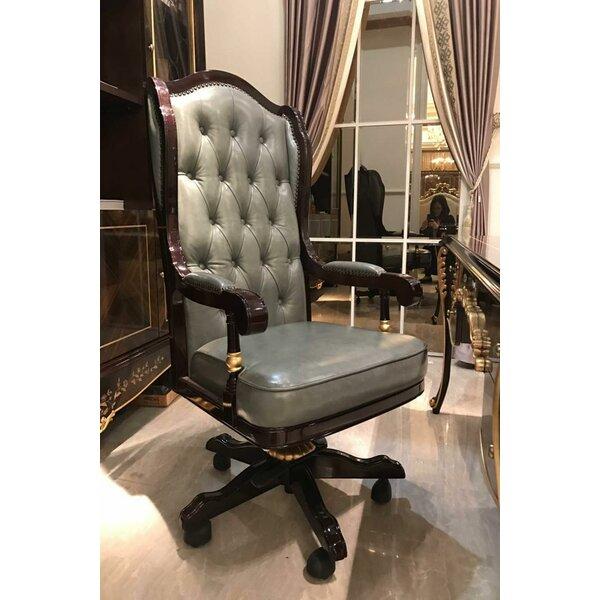 Toro Genuine Leather Executive Chair