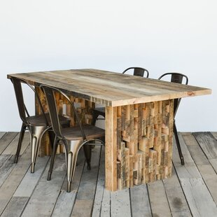 The Space Between Solid Wood Dining Table