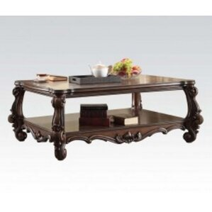 Versailles Wood Coffee Table by A&J Homes Studio
