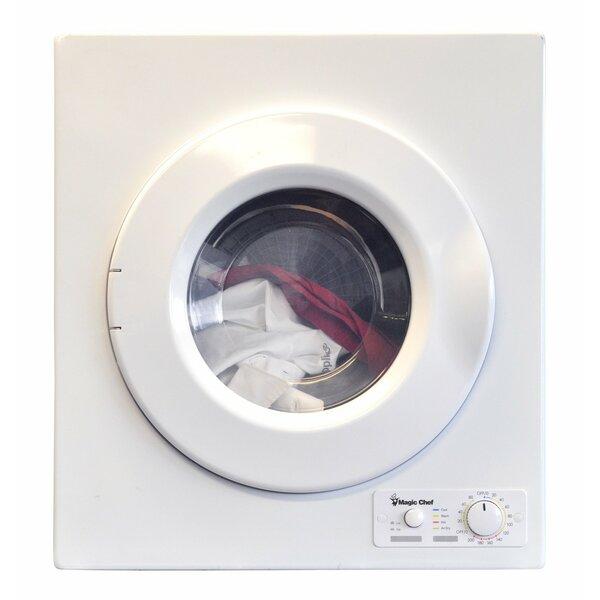 Magic Chef Compact Clothes 2.6 Cu. Ft. Portable Dryer U0026 Reviews   Wayfair