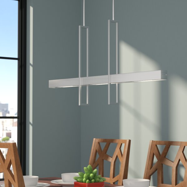 Wade logan callington 3 light kitchen island pendant reviews wayfair
