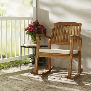 Kairi Rocking Chair With Cushion