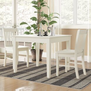 Cobleskill 3 Piece Dining Set Best