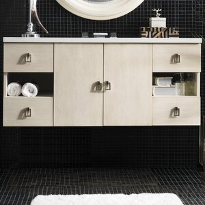Hobbs 48″ Single Bathroom Vanity