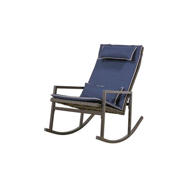 Delicieux Patio Rocking Chairs U0026 Gliders Youu0027ll Love | Wayfair