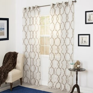 Moroccan Trellis Curtains