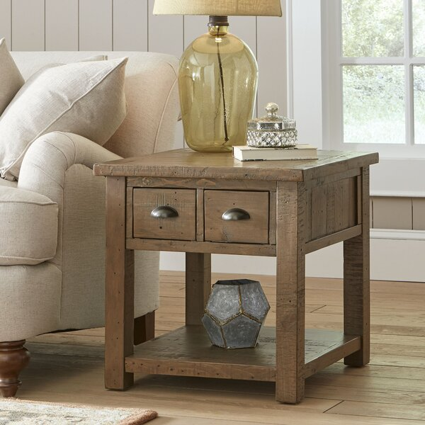 Seneca Side Table Amp Reviews Birch Lane