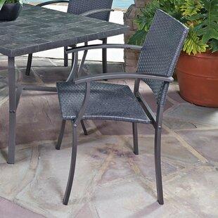 Stone Veneer Dining Chair