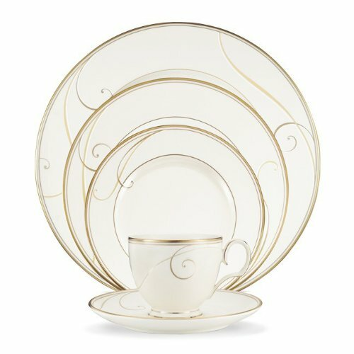 Golden Wave 20 Piece Dinnerware Set Service for 4  sc 1 st  Wayfair & Noritake Golden Wave 20 Piece Dinnerware Set Service for 4 ...