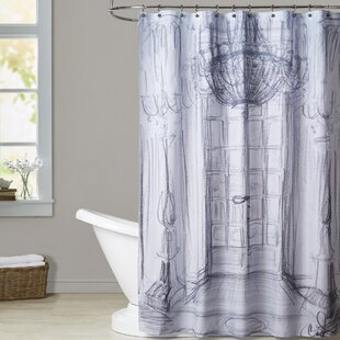 Maye Versailles Window Shower Curtain