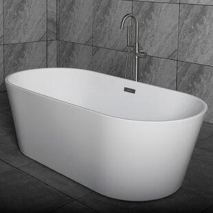 Small Soaking Tub | Wayfair