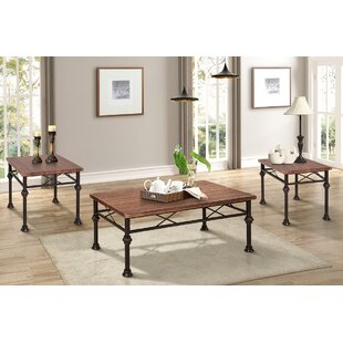 Superb Stephen 3 Piece Coffee Table Set