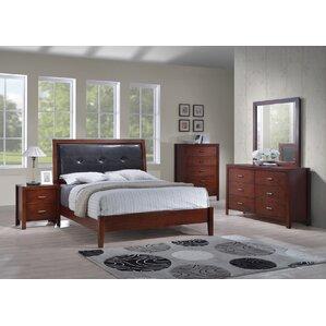 6 piece bedroom set. Vanatta Panel 6 Piece Bedroom Set Queen  Wayfair