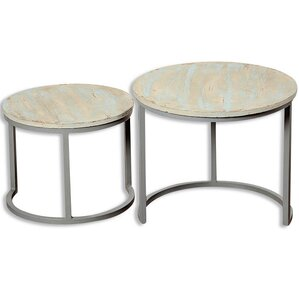 Cape Cod 2 Piece Nesting Tables by Whole House Worlds