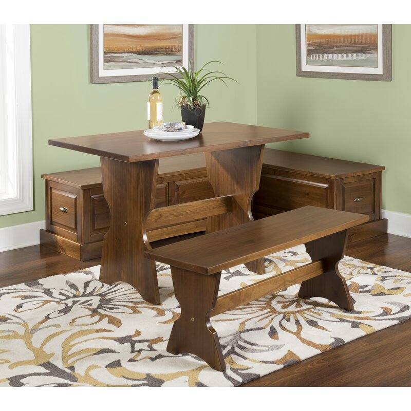 Delicieux Dearborn 3 Piece Nook Dining Set