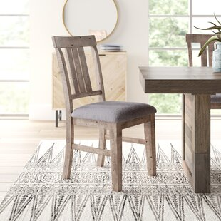 Maiorano Upholstered Dining Chair (Set of 2)
