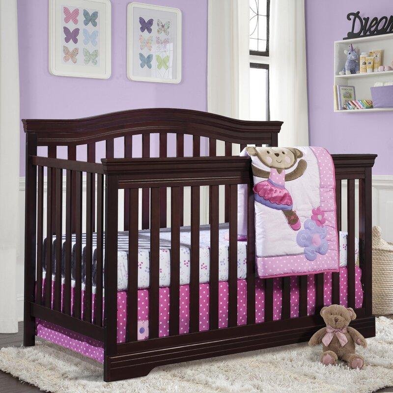 Broyhill Kids Bowen 2 in 1 Heights Convertible Crib & Reviews