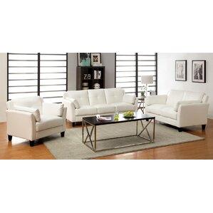 Newport 3 Piece Living Room Set