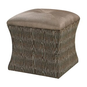 Sterling Industries Luxe Ottoman Image